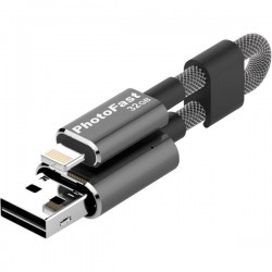 PHOTOFAST GEN3 MCG3U3BK32GB MEMORIES CABLE