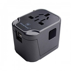 MICROPACK TC-225 UNIVERSAL TRAVEL ADAPTER