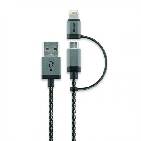 CABSTONE 29533 2IN1 CHARGE SYNC CABLE